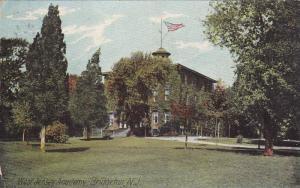 Exterior,  West Jersey Academy,  Bridgeton,  New Jersey,  PU_1907