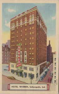 Indiana Indianapolis Hotel Warren Curteich sk5084
