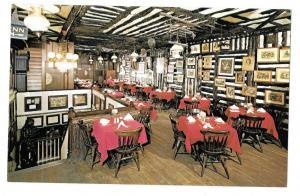 PA Philadelphia Old Original Bookbinders Restaurant Vtg Post