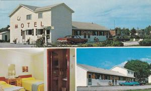 White Swan Motel, St. Stephen, N.B.,  Canada, 40-60s