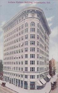 Indiana  Indianapolis Indiana Pythian Building