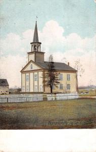 Thomaston Maine Old Gen Knox Church Exterior Antique Postcard K20668