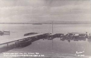 RP; Ocean Lake near Highway 26, Kinear, Wyoming, Where anybody and everybody ...