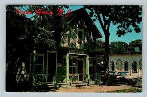 Ocean Grove NJ, Methodist Book Store, Chrome New Jersey Postcard