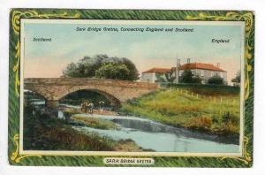 Sark Bridge Gretna, Connecting England & Scotland, UK, 00-10s