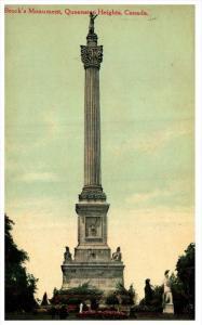 Canada    Brock's Monument Queensten Heights