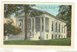 Buncombe Street M.E. Church , Greenville, South Carolina, 1910s