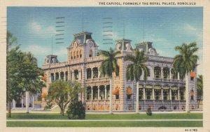 HONOLULU , Hawaii ,1944 ; Royal Palace