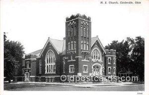 ME Church Circleville, Ohio, USA Unused