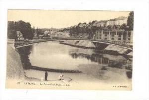La Passerelle d´Enfer, LE MANS, France, 00-10s