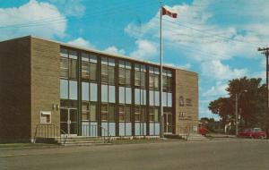 SUSSEX, New Brunswick, Canada, PU-1971; Federal Building