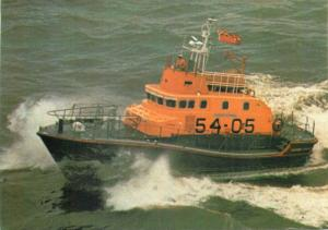 The Aberdeen Lifeboat postcard