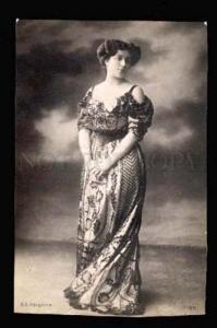 042103 NADRUTCHCHI Great OPERA Star SINGER vintage PHOTO