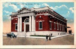 Georgia La Grange Post Office 1941