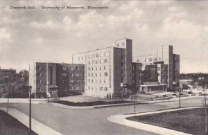 Minnesota Minneapolis Comstock Hall University Of Minnesota Albertype
