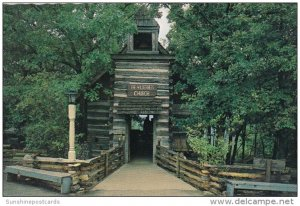 Inspiring Wilderness Church At Silver Dollar City Missouri