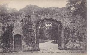 L'Abbaye Vieille Porte, Les Vaux De Cernay (Seine et Oise), France, 1900-1910s