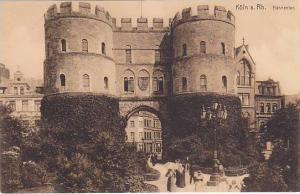 Hahnentor, Koln a Rhein (North Rhine-Westphalia), Germany, 1900-1910s