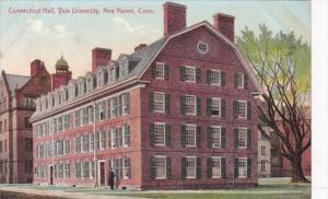Connecticut New Haven Connecticut Hall Yale University