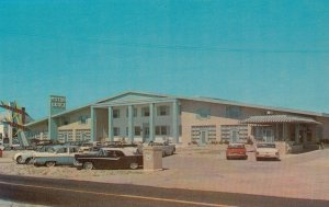 NAGS HEAD BEACH , NC, 1940-1960's; Orville Wright Motor Lodge