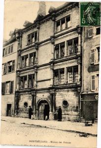 CPA MONTBÉLIARD - Maison des Princes (183066)