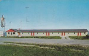 Motel Carleton , Carleton,  Quebec,  Canada,  PU_1962