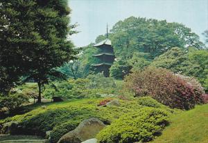 Japan Tokyo Chinzan-so