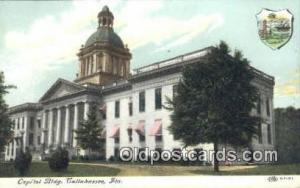 Tallahassee, Florida, FL State Capital, Capitals Postcard Post Card USA  Tall...