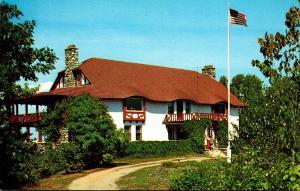 New Hampshire Lancaster John Wingate Weeks Summer Estate Mount Prospect State...