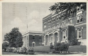TORRINGTON, Connecticut, PU-1943; Y.M.C.A.