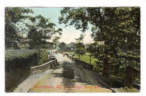 Birmingham, Zig Zag Bridge Perry Barr, England, United Kingdom, PU-1906
