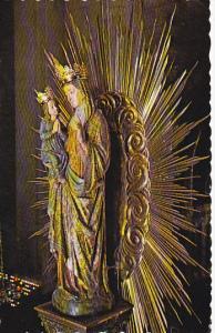 Canada Quebec Ste Anne De Beaupre The Miraculous Statue