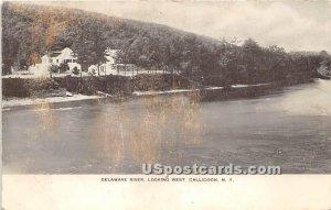 Delaware River - Callicoon, New York