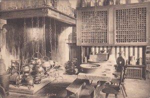 Schweiz. Landesmuseum. Raum 12 , Sammlung von Kuchengeraten , Germany , PU-1913