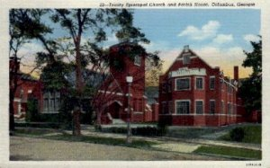 Trinity Episcopal Church - Columbus, Georgia GA