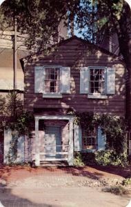 GA - Savannah. Herb House