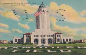 Texas San Antonio Administration Building Randolph Field