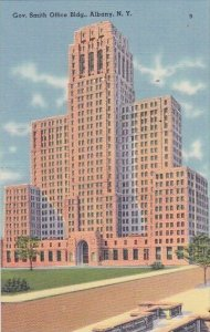 Gov Smith Office Building Albany New York