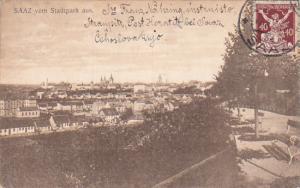 SAAZ vom Stadtpark aus, Czech Republic , PU-1922