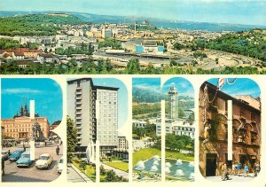Postcard Europe Czech Republic Brno region