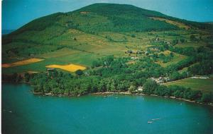 Vine Valley at foor of Bare Hill - Canandaigua Lake NY, New York