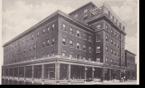 Missouri Excelsior Springs The Royal Hotel  Albertype