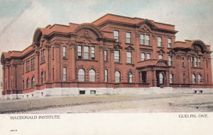 GUELPH , Ontario , Canada , 00-10s ; MacDonald Institute