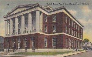 Virginia Harrisonburg Post Office