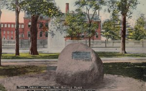 SPRINGFIELD , Mass. , 1900-10s ; The Tablet
