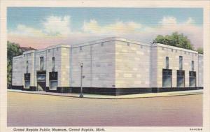 Michigan Grand Rapids Public Museum Curteich