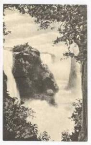 Victoria Falls , Chasm from West Bank, Africa 1910-20s