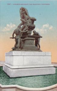 California San Francisco Danahue Monument