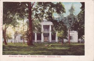 Hermitage Home Of Old Hickory Jackson Nashville Tennessee