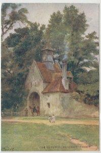 Hampshire; The Gateway, Beaulieu Abbey PPC, Unused, Artist Drawn